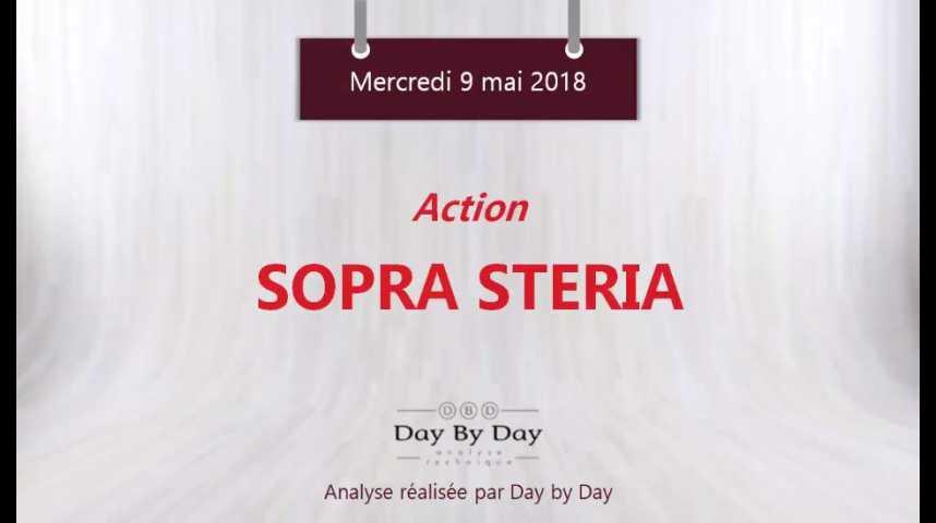 Illustration pour la vidéo Action Sopra Steria : de nouveaux plus hauts historiques - Flash Analyses IG 09.05.2018