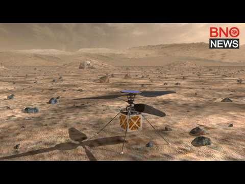 NASA to fly a helicopter on Mars
