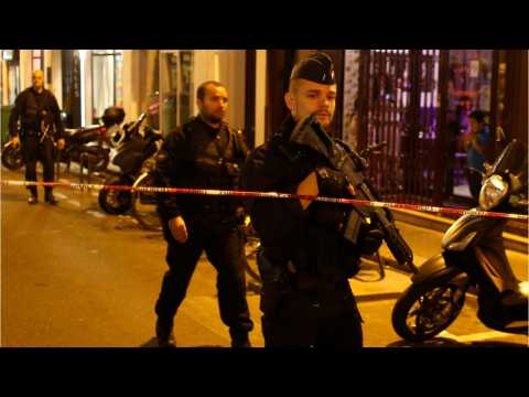 Paris Knife Attack Shot Dead By Police