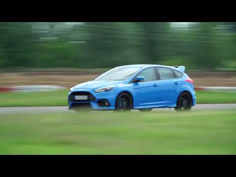 The new Ford Buzz Car Driving Video