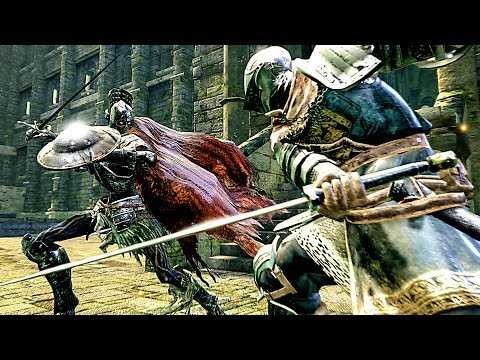 DARK SOULS REMASTERED: Final Gameplay Trailer (2018) PS4 / Xbox One / Switch / PC