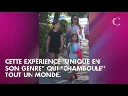 Le tendre cliché de Jessica Alba avec ses trois enfants pour la Fête des efea9846e6e