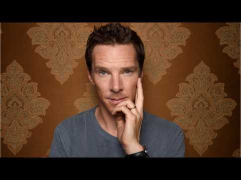 Benedict Cumberbatch Demands Equal Pay For His Female Co-Stars