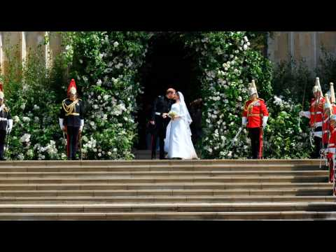 A Short Plane Ban Was In Place During British Royal Wedding