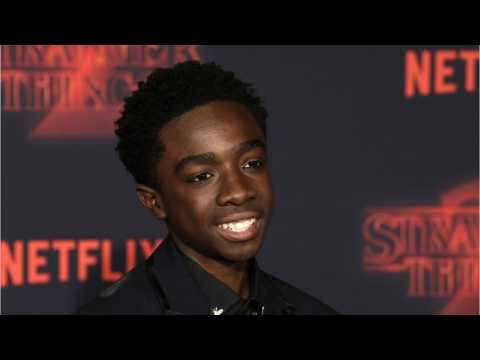 Caleb McLaughlin From 'Stranger Things' Takes On Xbox Challenge