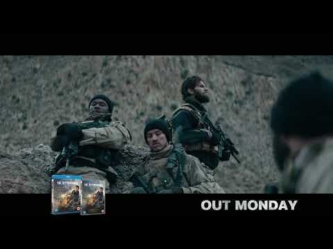 12 Strong l Out on Blu-Ray, DVD and Digital Download 28th May
