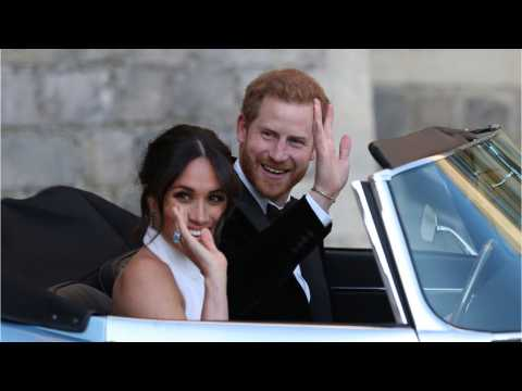 Here's How Much Some Royal Wedding Gift Bags Are Going for on eBay
