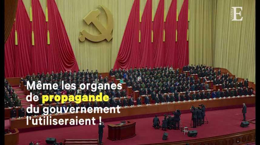 Illustration pour la vidéo Le blocage en Chine n'empêche pas Facebook de vendre de la pub