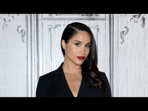 Meghan Markle Confirms Father Won't Attend Wedding