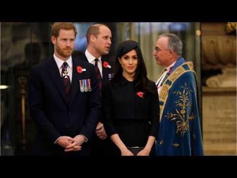 Meghan Markle's Dad Won't Attend Royal Wedding
