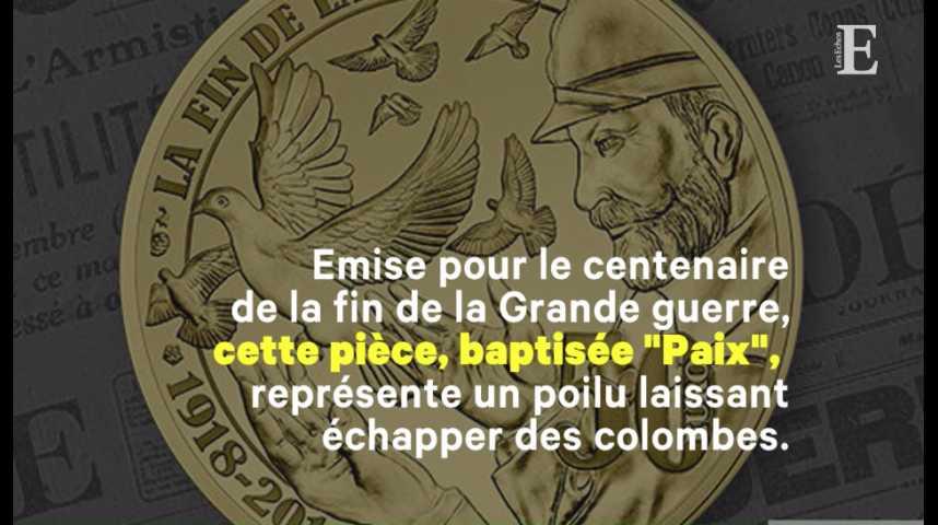 Illustration pour la vidéo La Monnaie de Paris lance une pièce en or équitable