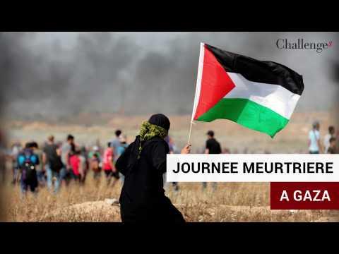 Journée meurtrière sur la bande de Gaza