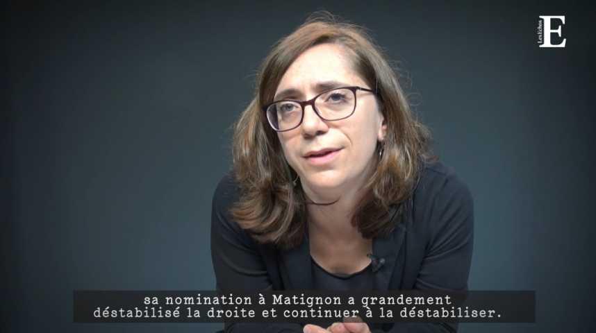 Illustration pour la vidéo Edouard Philippe, une greffe inédite à Matignon