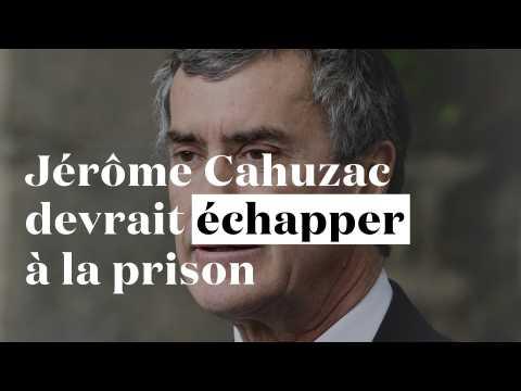 Jérôme Cahuzac devrait échapper à la prison