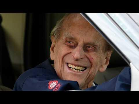 Prince Philip Will Be At Royal Wedding