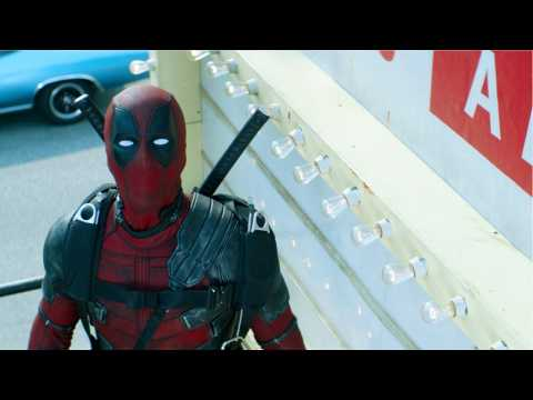 'Deadpool 2' Takes The Top Spot At The Box Office, Dethroning 'Infinity War'