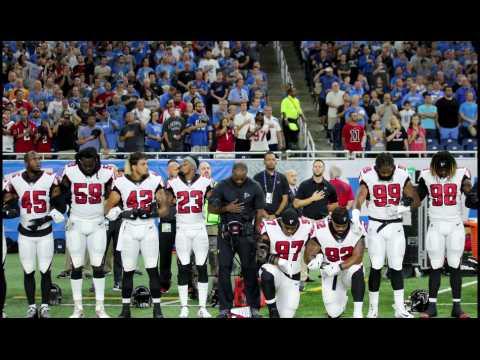 """""""Fils de pute"""" contre genou à terre : le bras de fer Trump / NFL expliqué en 90 secondes"""
