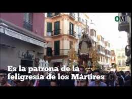 Vídeo de la procesión de la Virgen de los Remedios