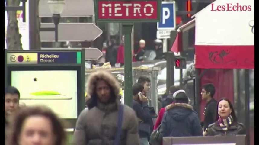 Illustration pour la vidéo L'Ile-de-France signe l'arrêt de mort du ticket de métro