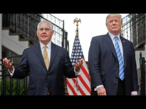 Trump, Tillerson Meet After Harsh Comments