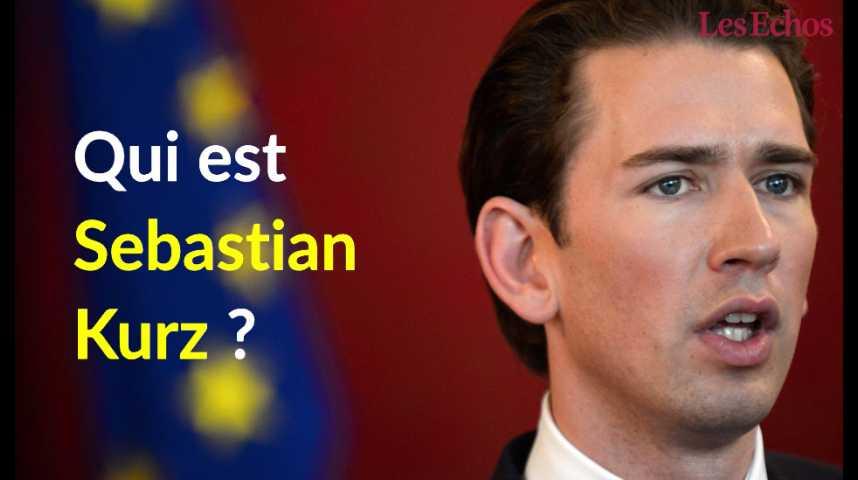 Illustration pour la vidéo Qui est Sebastian Kurz, futur chancelier autrichien de 31 ans ?
