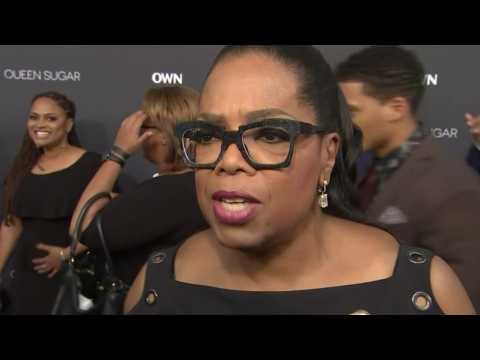 Oprah Says She Will Not Be Running For President