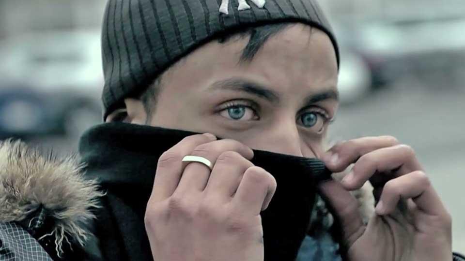 Ali a les yeux bleus - bande annonce - VOST - (2014)