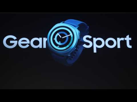 Samsung Gear Sport release date, news and features