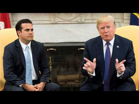 Trump Rates His Response To The Puerto Rico Hurricane A 10/10