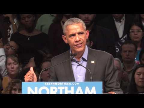 """Obama : """"Notre destin est entre nos mains"""""""