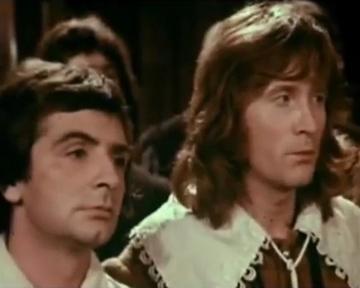 Les Charlots en folie : à nous quatre cardinal ! - bande annonce - (1974)