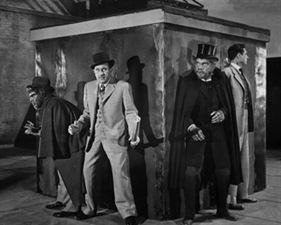 Deux nigauds contre le Docteur Jekyll et M. Hyde - bande annonce - VO - (1953)
