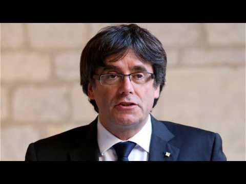 Sacked Catalonia Leader Calls For Opposition To Madrid's Rule