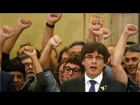 Uh Oh: Ousted Catalan Leader Calls For 'Democratic Opposition' To Direct Rule