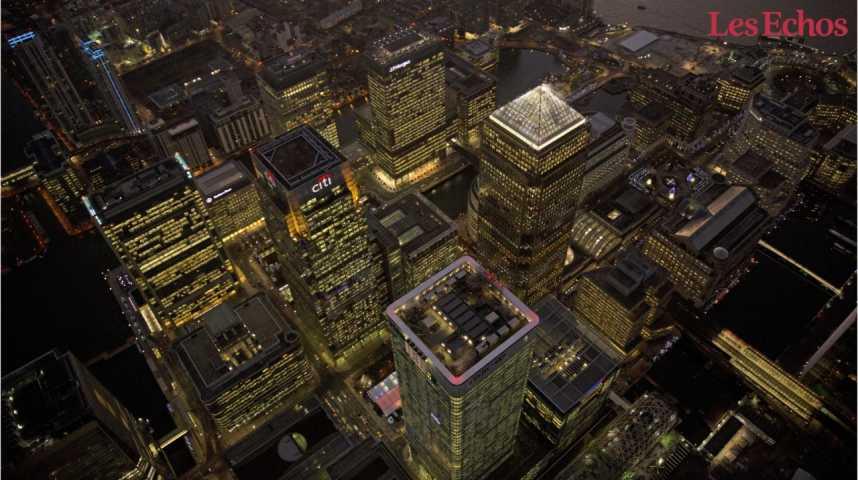 Illustration pour la vidéo La rupture avec Londres coûtera cher aux banques d'investissement
