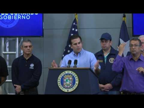 Puerto Rico Governor Wants Cancellation Of Whitefish Electric Contract