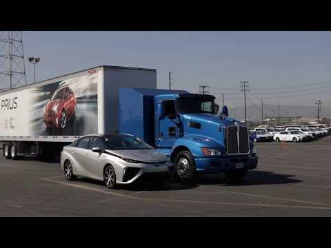 2017 Toyota Project Portal Port of Long Beach