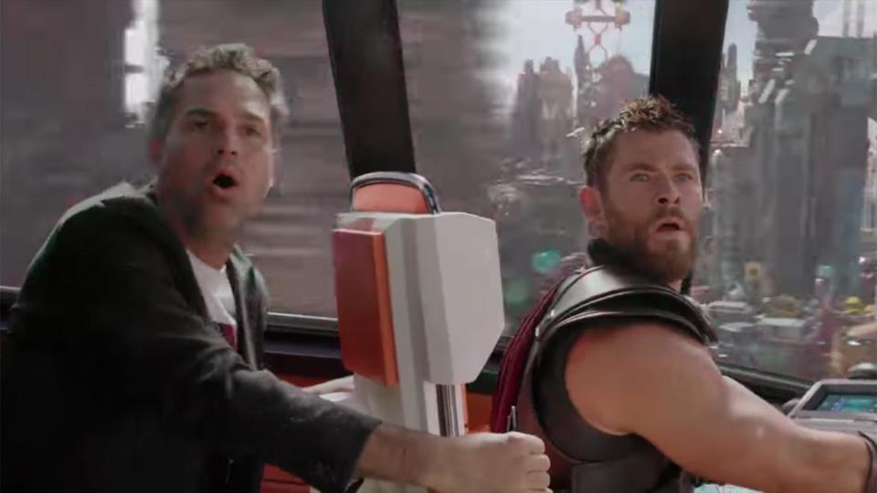 Thor : Ragnarok - teaser 5 - VO - (2017)