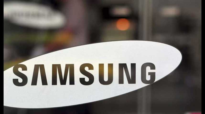 Illustration pour la vidéo Samsung Electronics encaisse des profits historiques et annonce 35 milliards d'investissements