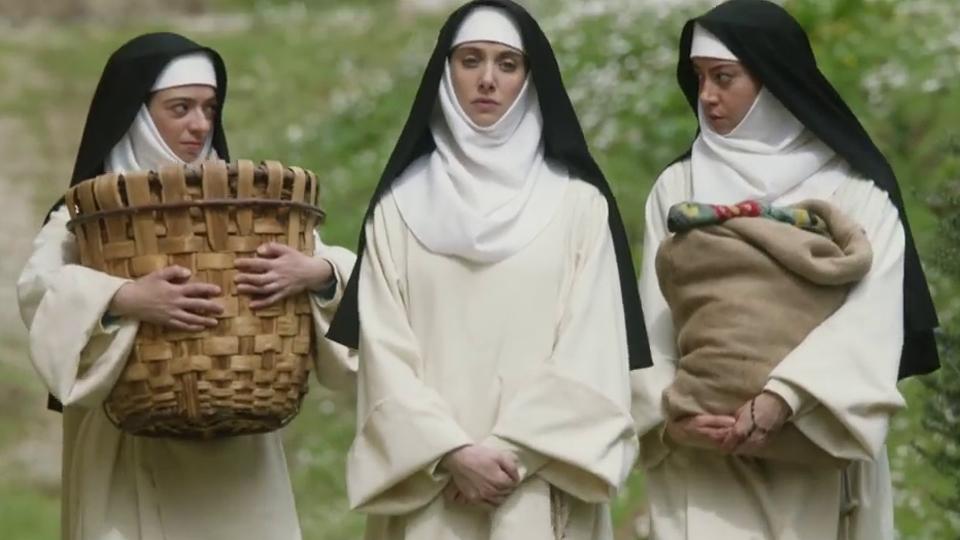 Les Bonnes soeurs - bande annonce 2 - VF - (2017)