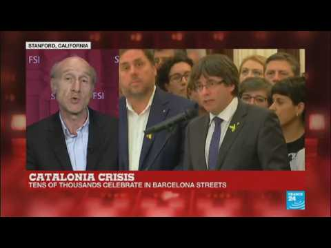 Catalan independence versus Madrid''s Article 155