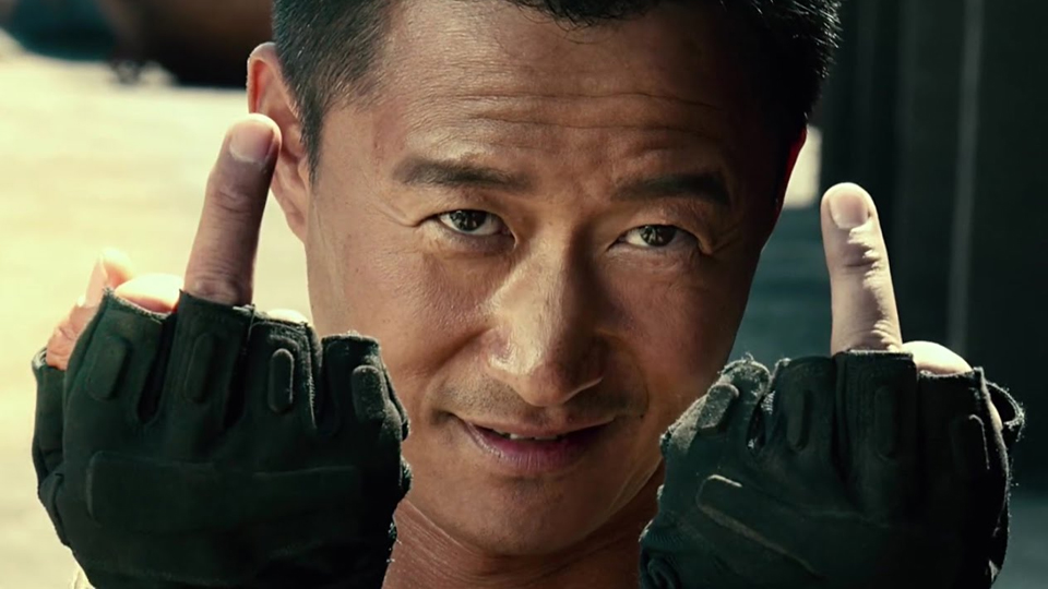 Wolf Warrior 2 - bande annonce - (2017)