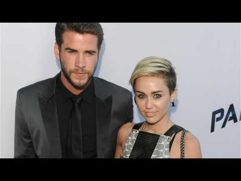 Miley Cyrus & Liam Hemsworth Revisit Their Old Beach