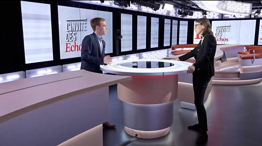 Illustration pour la vidéo Taxe sur les dividendes :« en 2018 nous resterons dans les clous » en matière de déficit, selon Amélie de Montchalin (LREM)