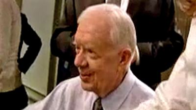 Jimmy Carter Man from Plains - bande annonce - VO - (2007)