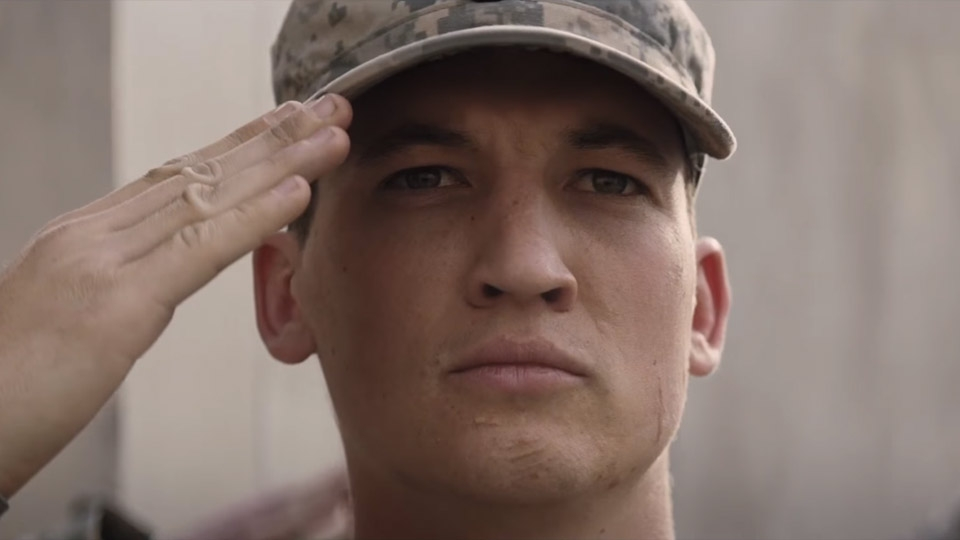 Thank You For Your Service - bande annonce - VO - (2017)