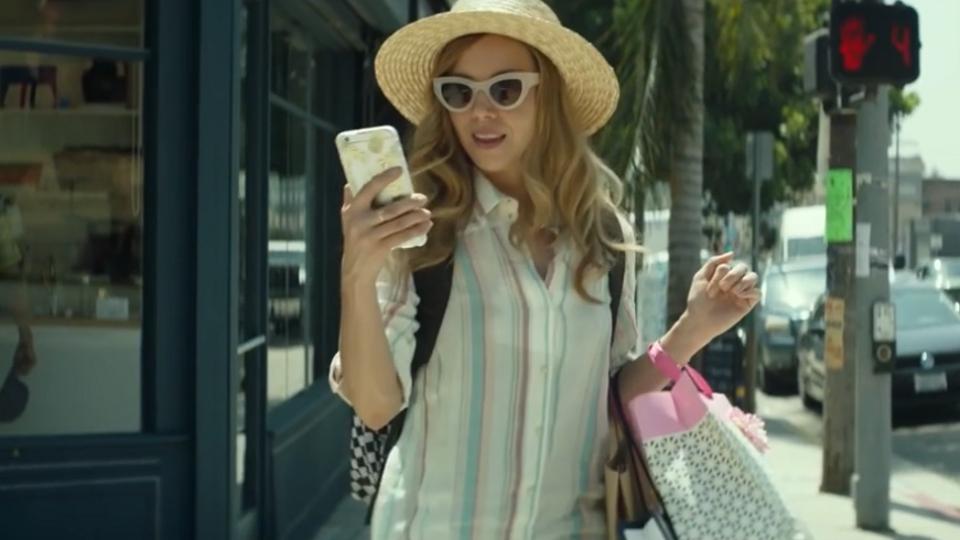 Ingrid Goes West - bande annonce - VO - (2016)