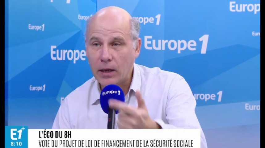 Illustration pour la vidéo Projet de loi sur la Sécurité sociale : bouleversements en vue pour les Français
