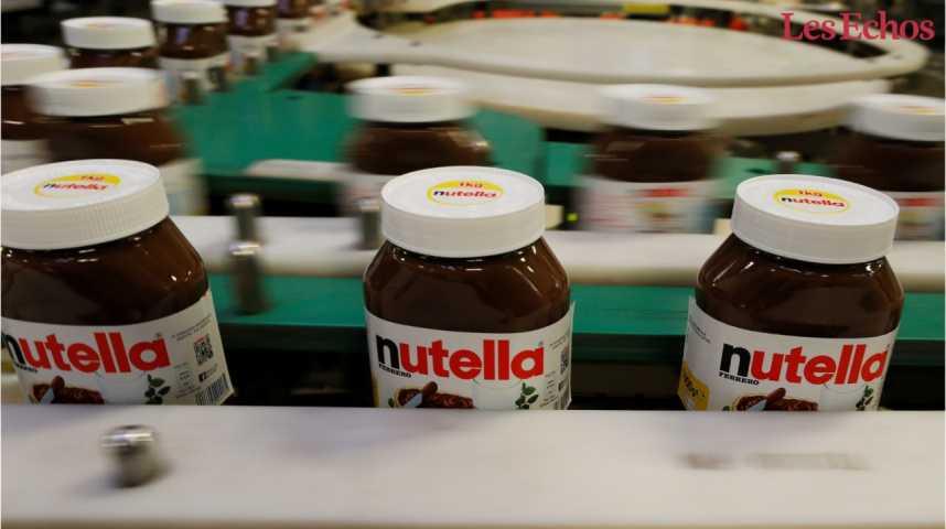 Illustration pour la vidéo Ferrero a discrètement changé la recette du Nutella