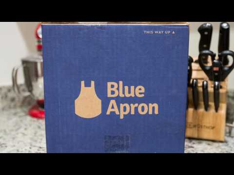 Shares for Blue Apron Hit All-Time Low
